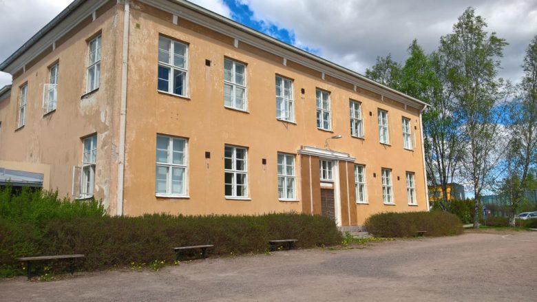 Sibbo kyrkoby skola