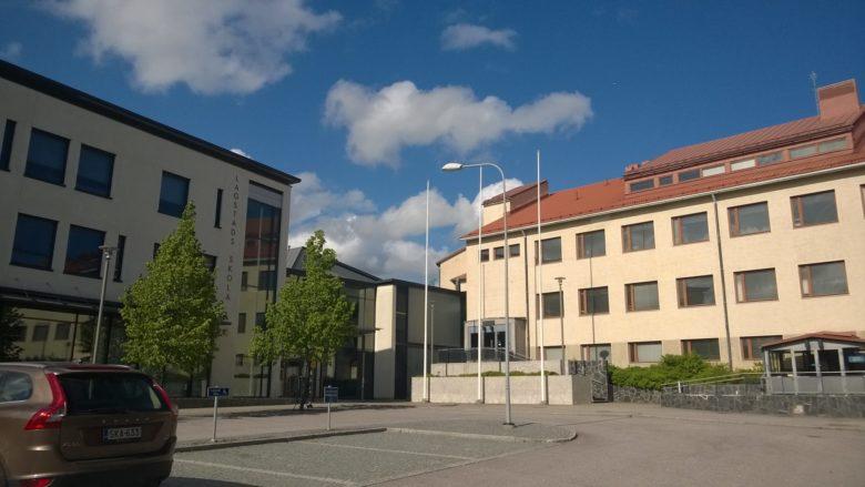 Lagstrad skola