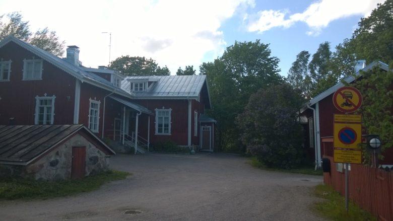 Lagstad folkskola