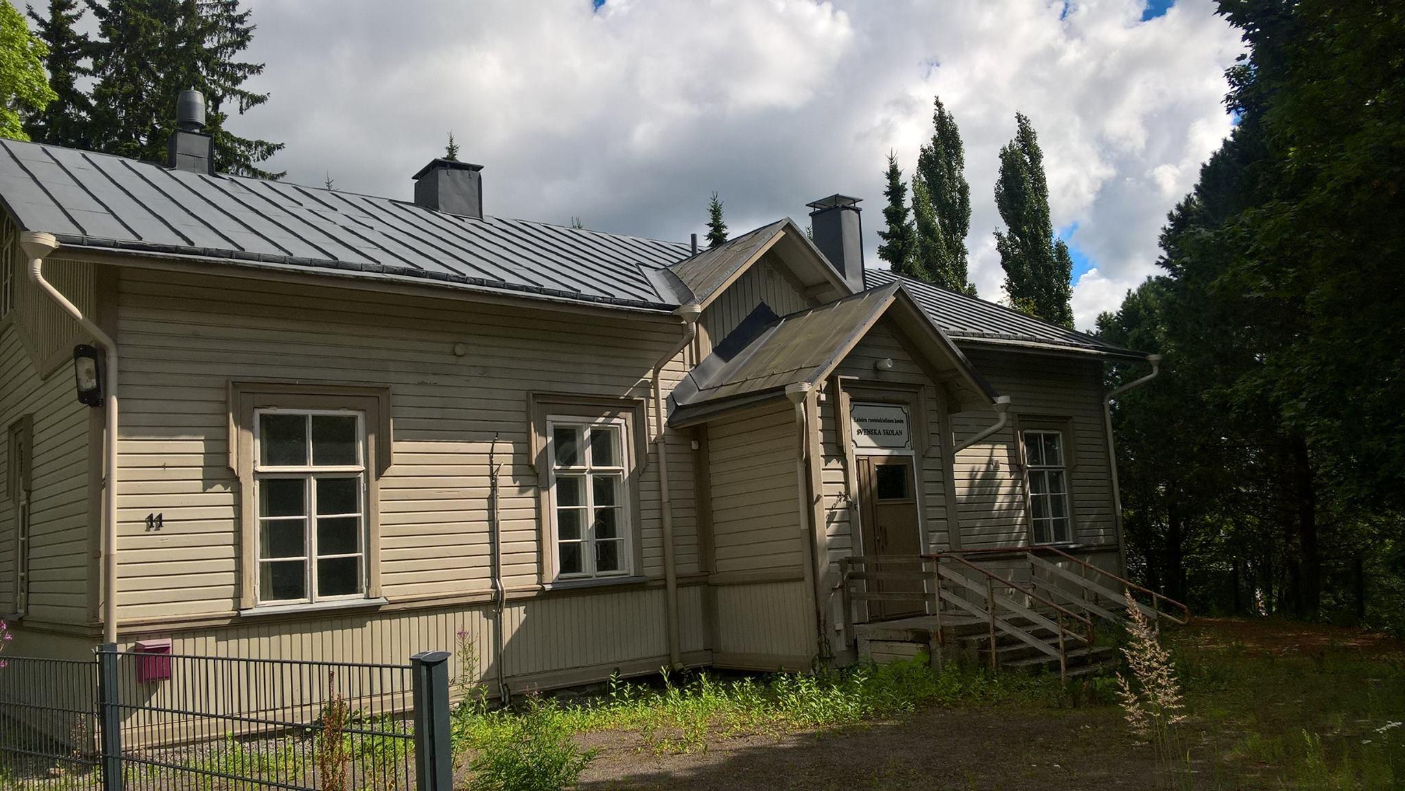 Lahtis svenska skola
