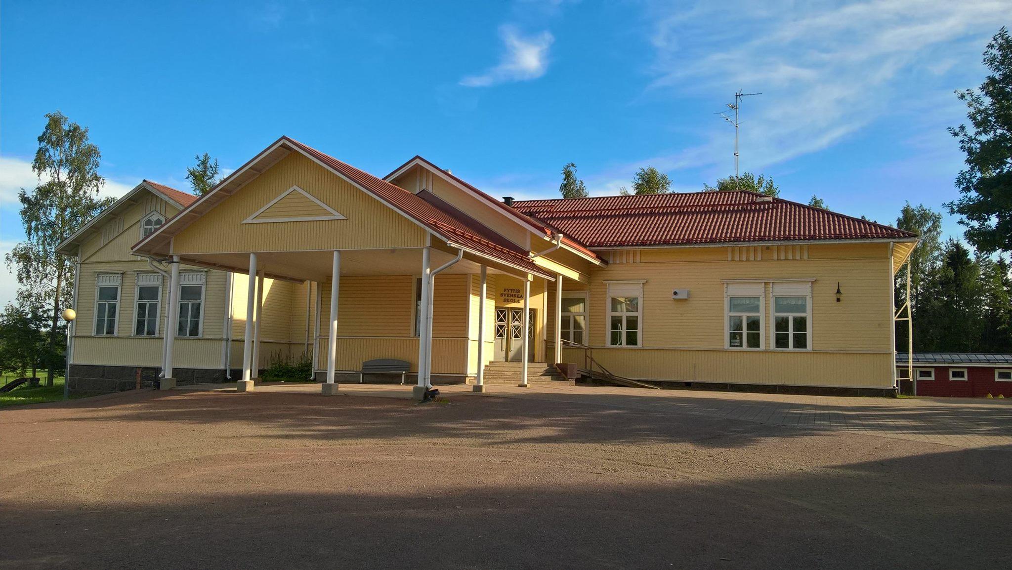Pyttis skola