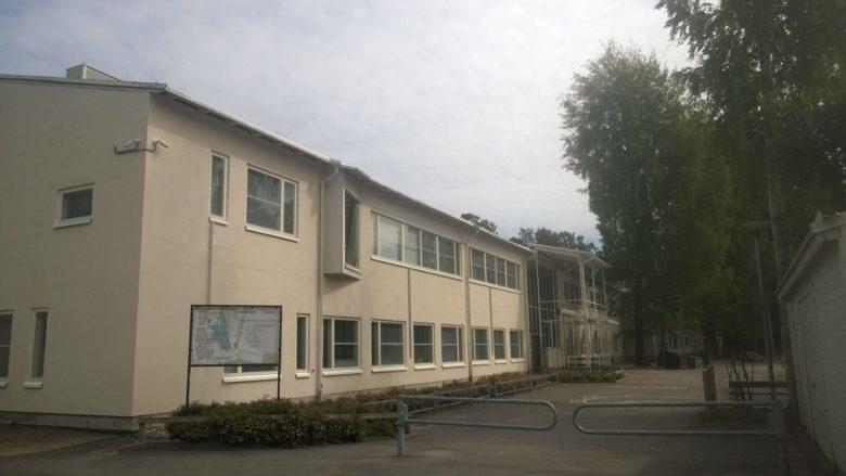 Vindängens skola