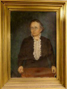 Kvinnlig rektor