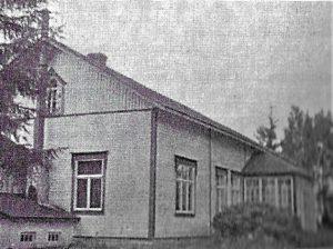 Sorjos svenska folkskola