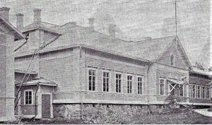 Ekenäs seminarium