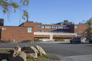 Kronoby gymnasium