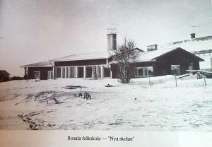Rosala nya skolhus
